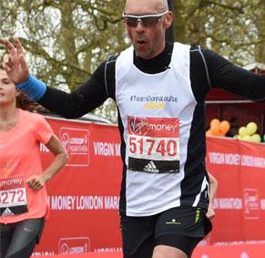 London Marathon new