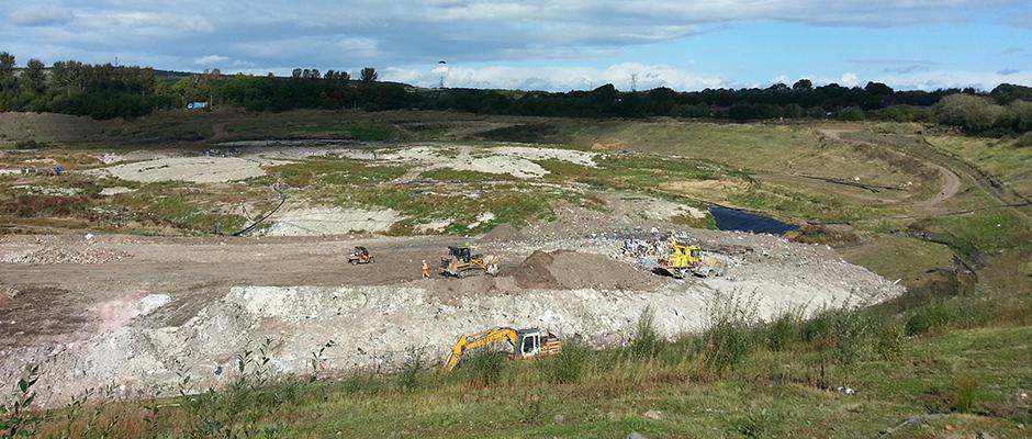 Walleys Quarry Landfill