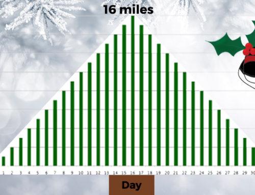 Adam's December Challenge #MdS2017