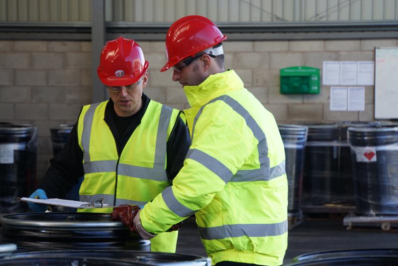 Waste Services Team - Red Industries