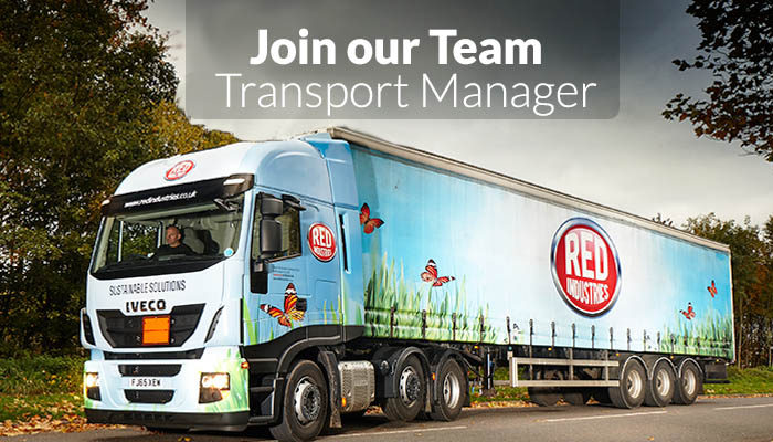 Join Our Team Transport Manager