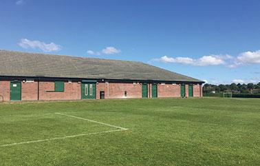 LCF: Newcastle Town Football Club Youth - Cutting Equipment