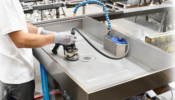 modular part washer