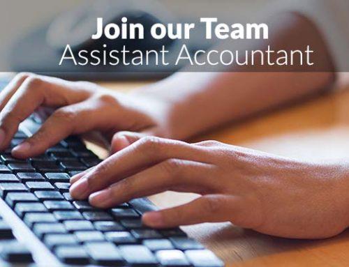 New Job: Accountant