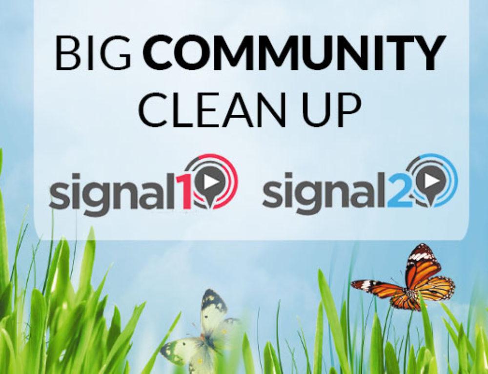 Big Community Clean Up