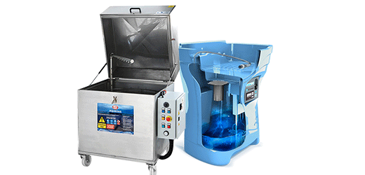 Parts Washers Manual and Automatic Cleaning Systems