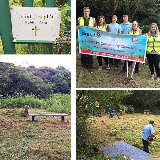 Community Clean Up - Sneyd Green Park