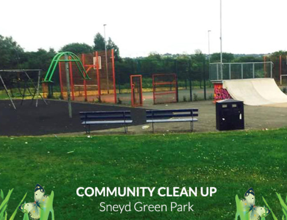 Community Clean Up – Sneyd Green