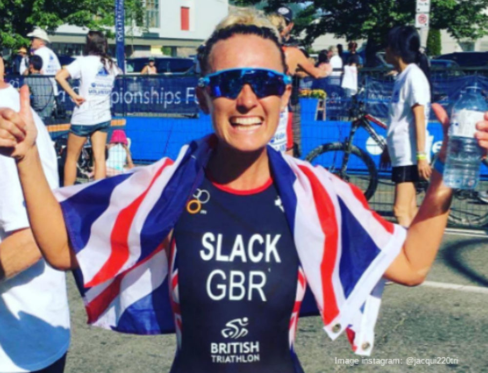 Jacqui takes Silver at World Champs