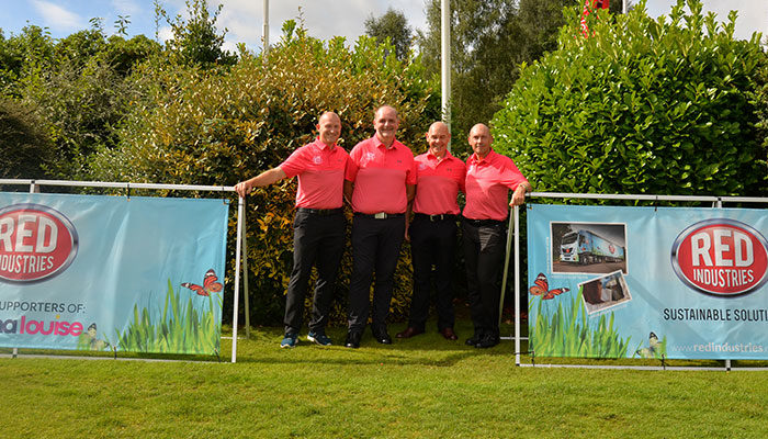 Red Industries Donna Lousie Golf Day 2017