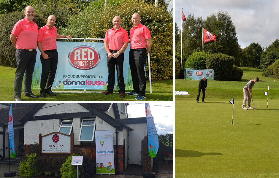Red Industries - Donna Louise Golf Day 2017