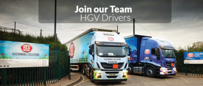 HGV Jobs Red Industries Stoke