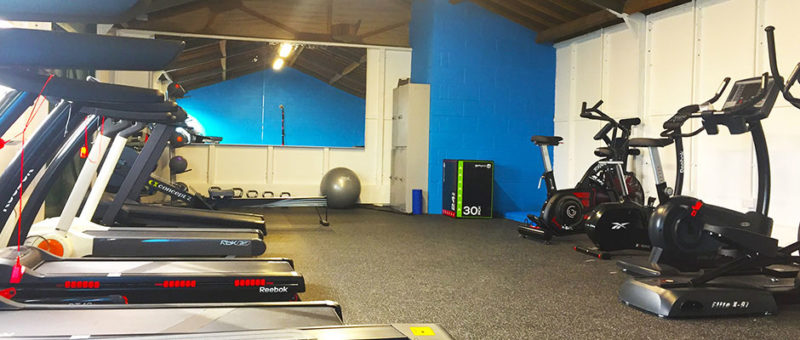 LCF: Newcastle Town Youth - Gym Equipment
