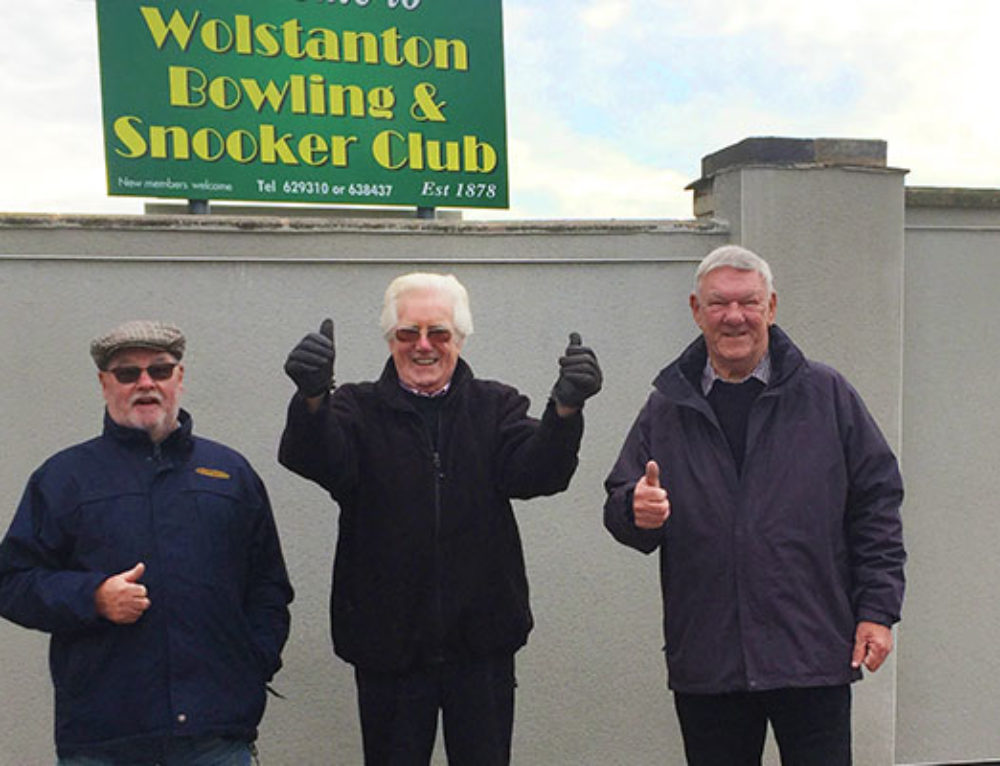 Fresh Look for Wolstanton Bowling Club