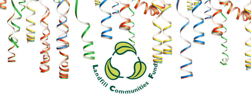Red Industries Landfill Communities Fund Celebration