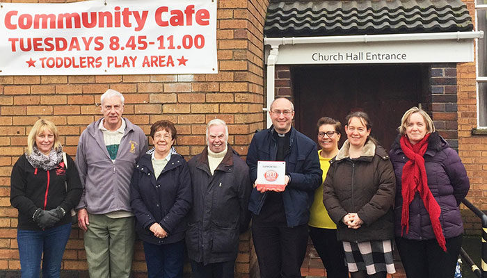 St Barnabas Landfill Communities Fund - Red Industries