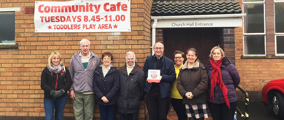 St Barnabas Church - Red Industries Landfill Communities Fund