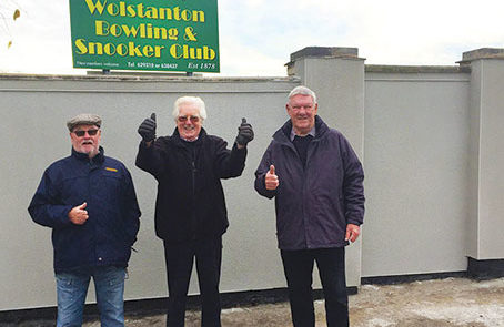 Wolstanton Bowling Club Landfill Communities Fund