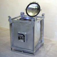 Boxclever Hazardous Waste Container 2