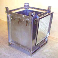 Boxclever Hazardous Waste Container