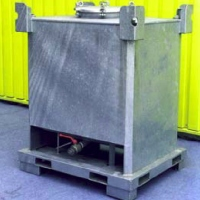 Boxclever Tank Waste Container