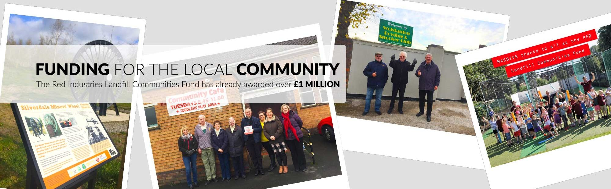 Red Industries Landfill Communities Fund