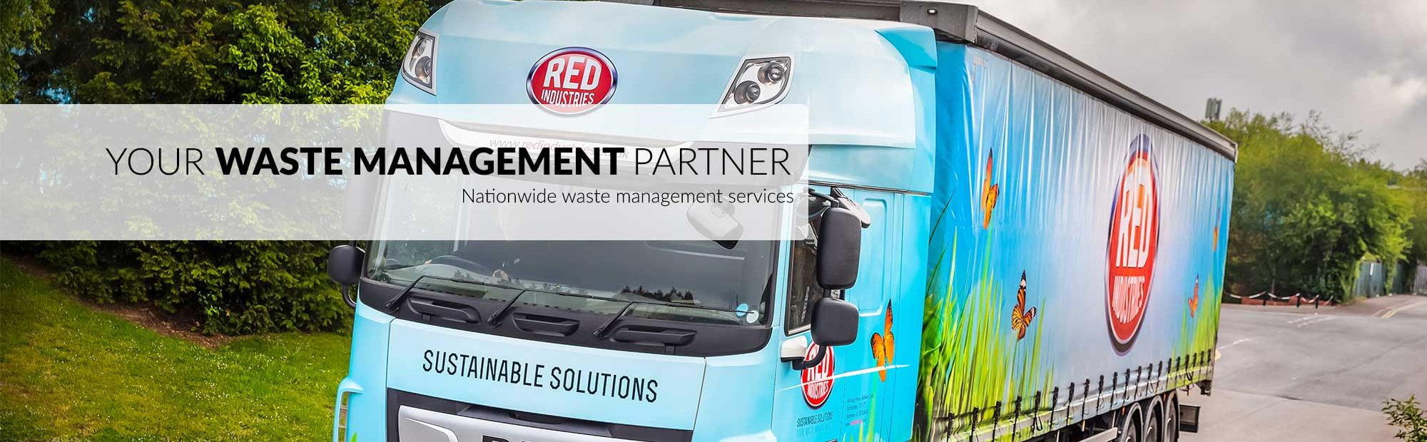 Industrial waste services, management and disposal