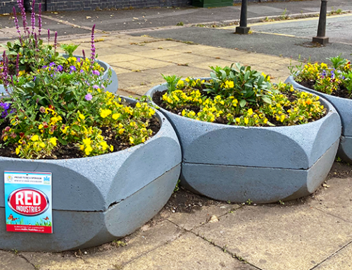 Newcastle-under-Lyme in Bloom Sponsorship