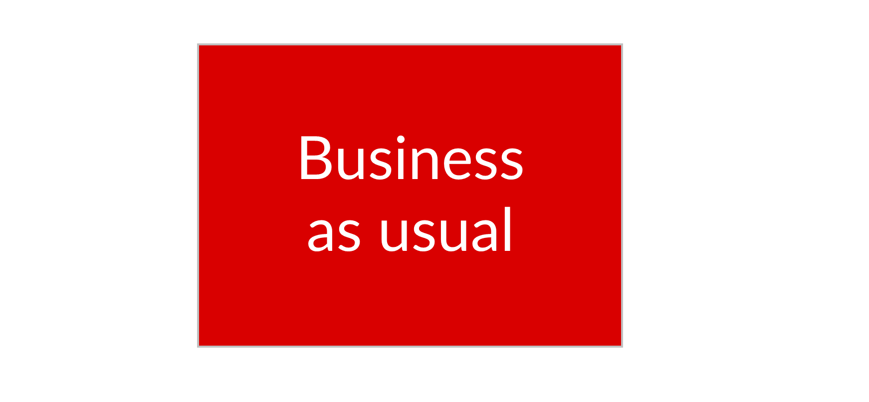 Business as Usual at Red Industries